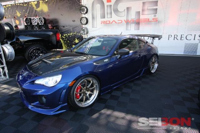 Scion Fr S Amp Subaru Brz Owners Rejoice Seibon Is Here