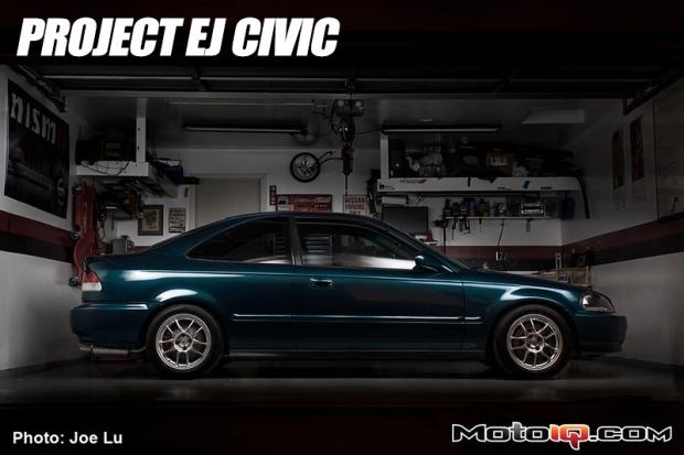 Moto IQ's Civic Project