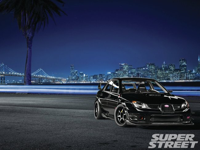 Seibon Carbon front lip. Photo credit: Super Street.com