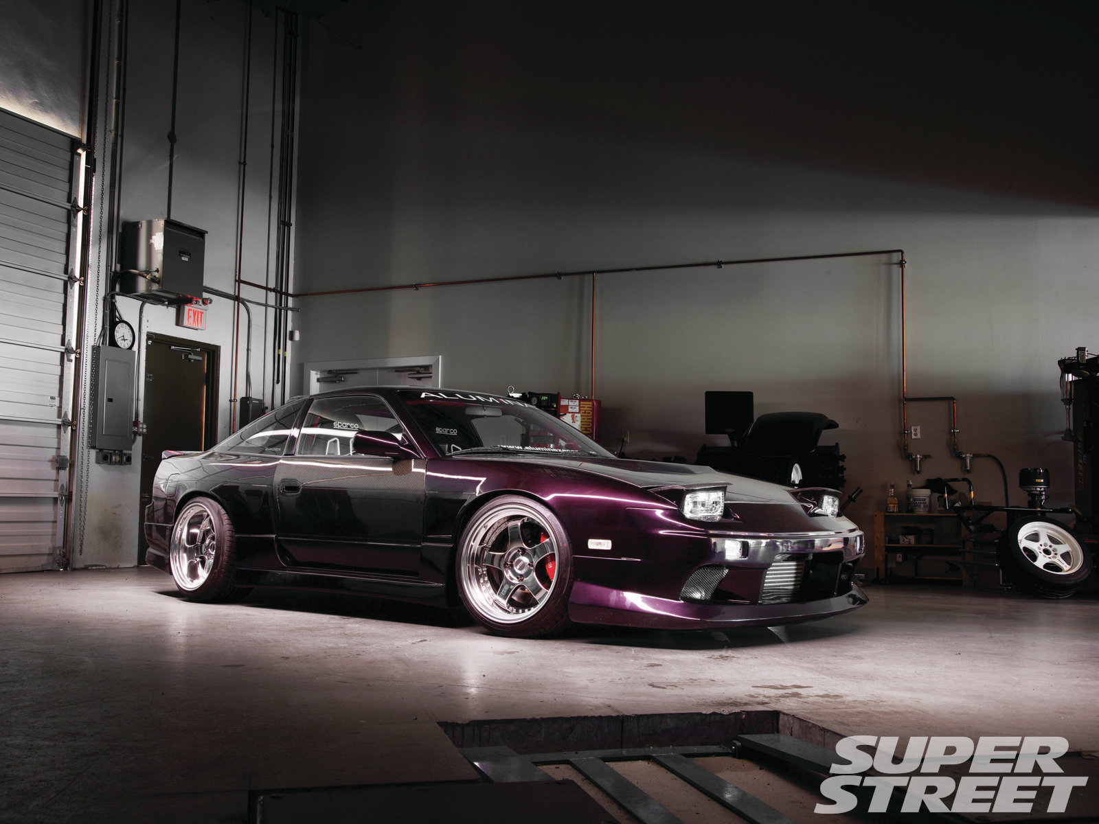 Super Street Feature:1991 Nissan 240SX – Dad Builds Show-Stopping