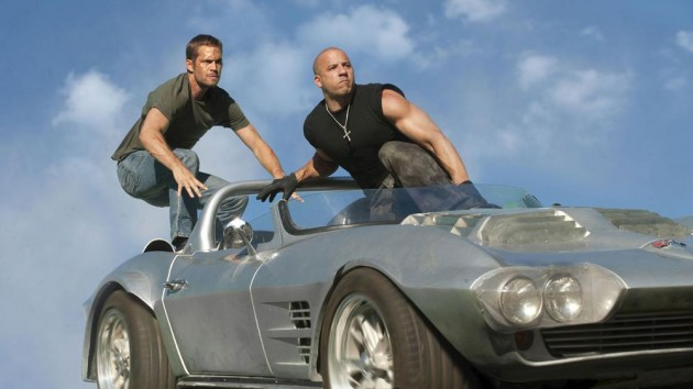 Fast and The Furious scene. Photo credit: Citypress.co