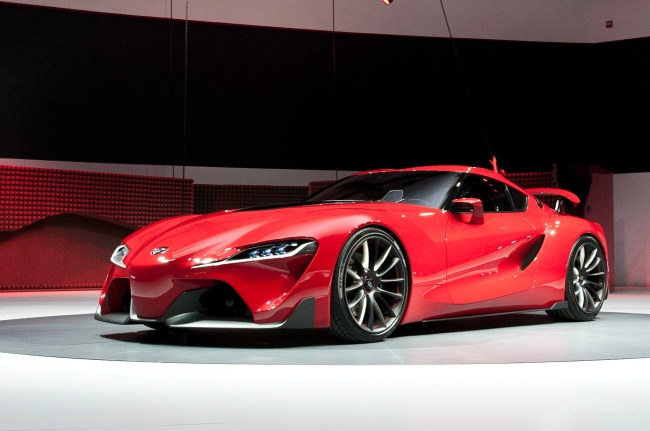 Toyota FT-1 concept. Photo credit: Motor Trend.com