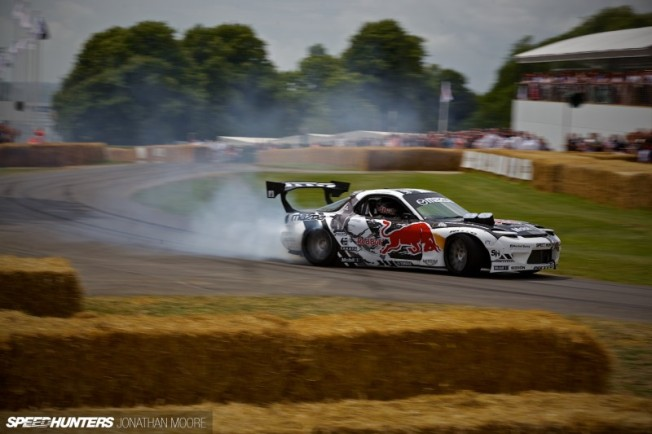 MADBUL debut at Goodwood Festival of Speed. Photo credit: Speedhunters.com.