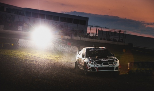 Seibon FY Racing Subaru
