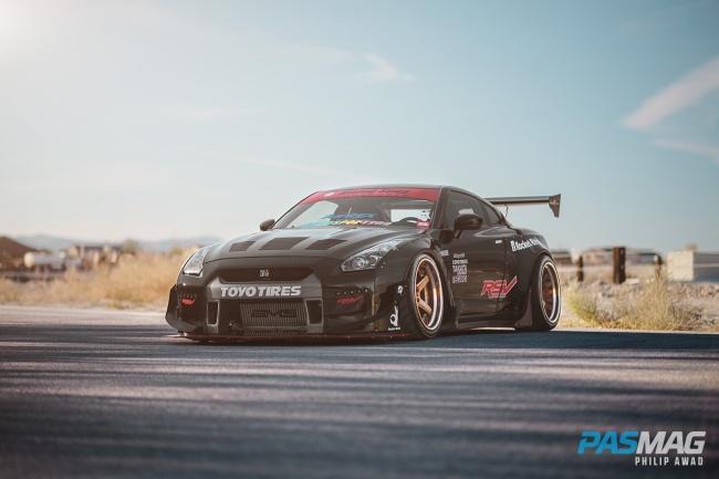 GTR hood