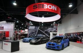 Seibon Carbon SEMA M4 STI Lamborghini