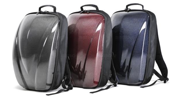 Carbon fiber backpack Seibon