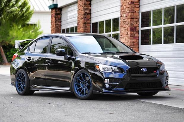 Snail Performance Subaru STI