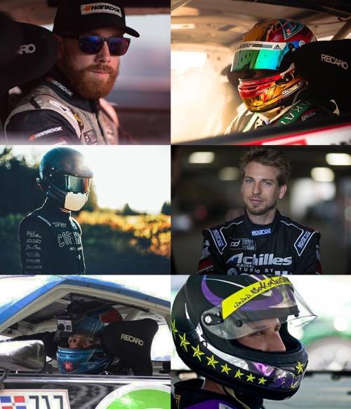 Formula Drift drivers
